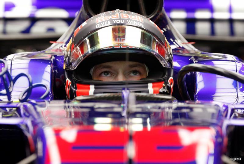 Kvyat keert niet terug bij Toro Rosso (Pro Shots / Action Images)
