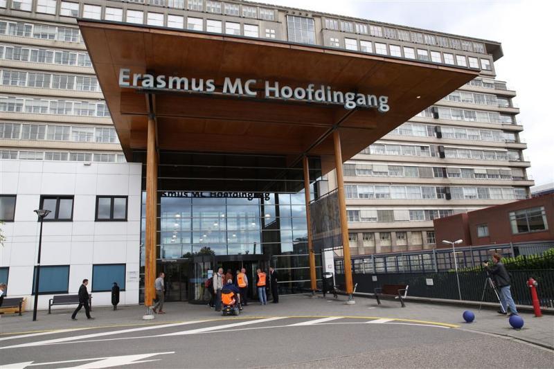 Erasmus MC eerste met inwendige bestraling