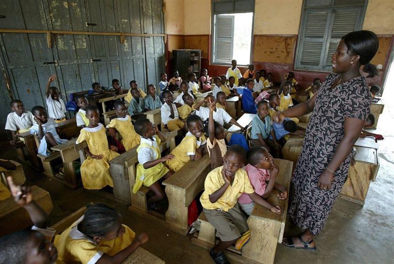 Miljoenen leraren en artsen nodig in Afrika