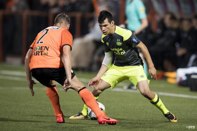 PSV pas in verlenging langs Volendam (Pro Shots / Jasper Ruhe)