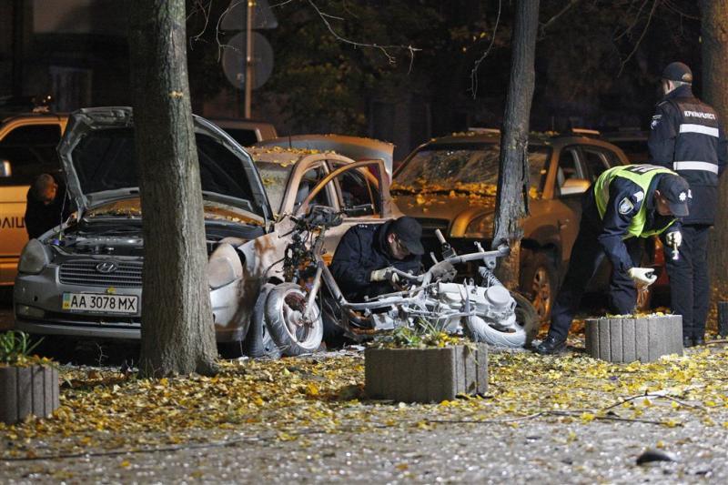 Rusland: niks te maken met explosie Kiev