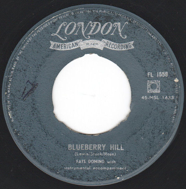Blueberry Hill (7 inch)
