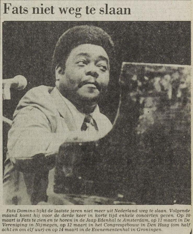 Uit Het Vrije Volk van 15 februari 1978