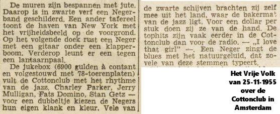 Uit Het Vrije Volk van 25 november 1955