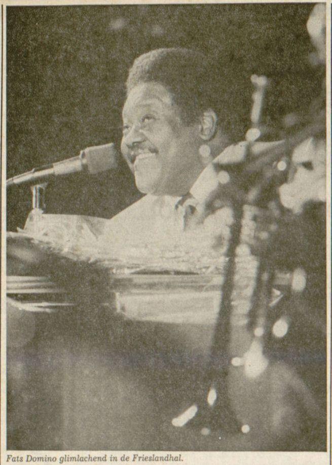 Uit de Leeuwarder Courant van 28 maart 1987