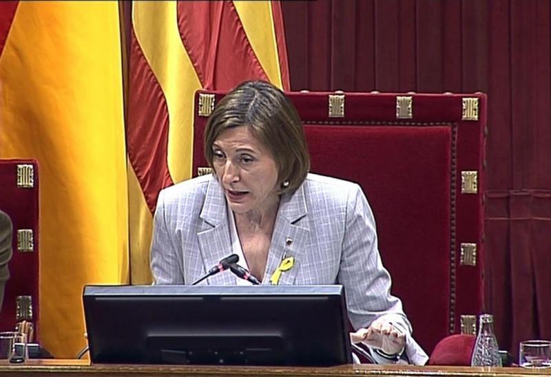 Parlement Catalonië kiest onafhankelijkheid