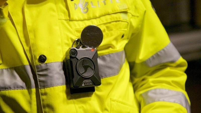 Bodycamtest politie start op 30 oktober (Foto: Politie.nl)