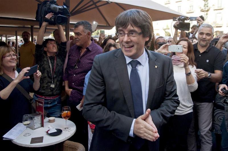 Madrid: Puigdemont welkom bij verkiezingen