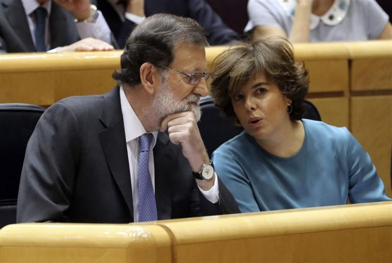 Landen scharen zich achter Madrid