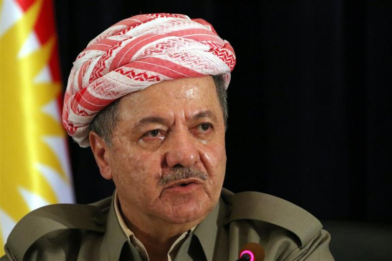 Koerdische president houdt er mee op