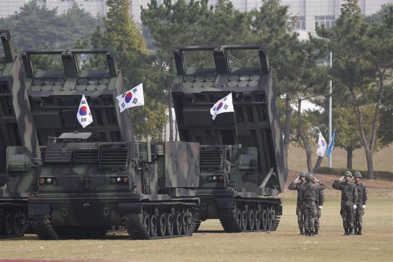 'Militair conflict Korea extreem bloedig'
