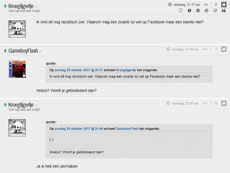 Kroegtijgertje is de lul  (Foto: screenshot FOK!)
