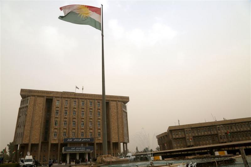 Betogers bestormen Koerdisch parlement Irak