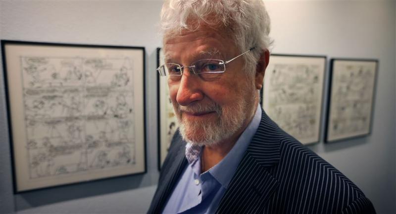 Dochter Jan Kruis maakt artwork St. Pannekoek