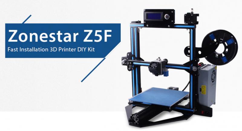 gboff3dprinter-zonestar (Foto: GBofficial)