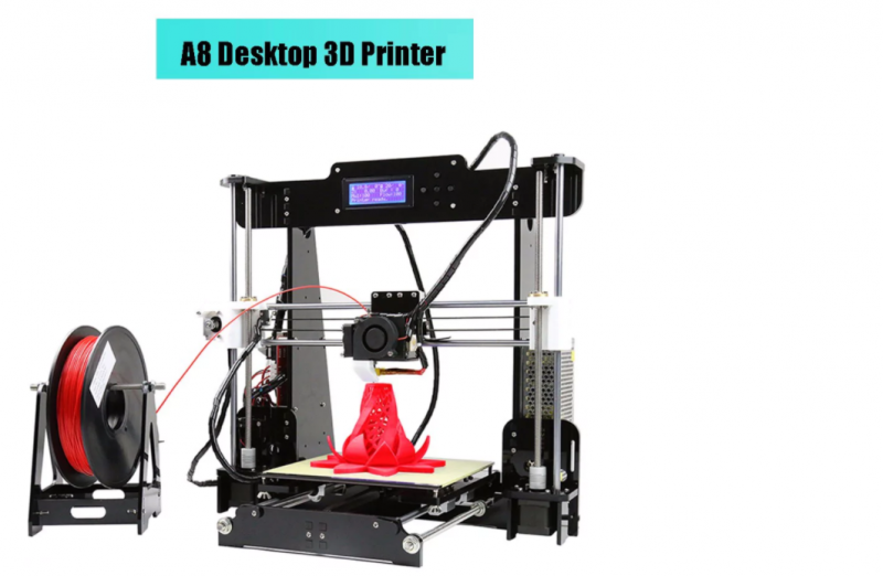 gboff3dprinter-A8 (Foto: GBofficial)