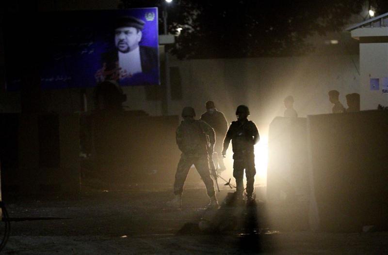 Tientallen doden door aanvallen van Taliban