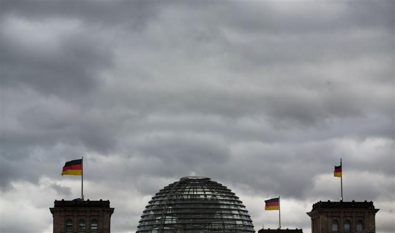 Storm en hoogwater teisteren Noord-Duitsland