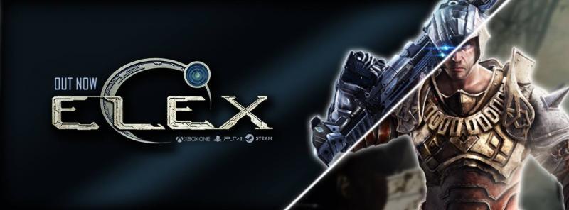 ELEX - Poster