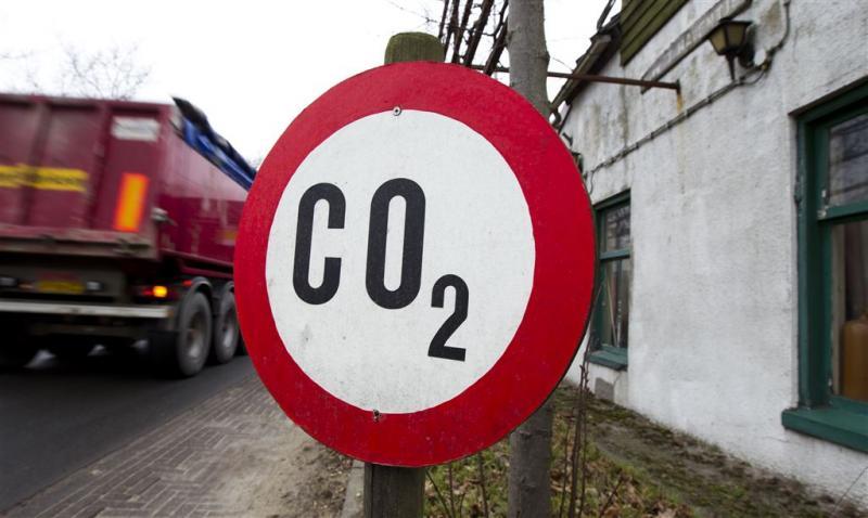 Groei van broeikasgas lijkt onstuitbaar