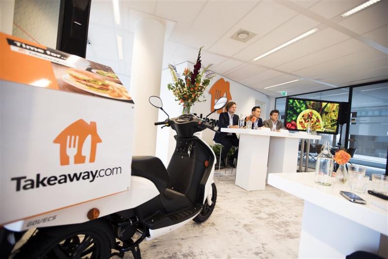 Horeca boos over tarieven Thuisbezorgd.nl