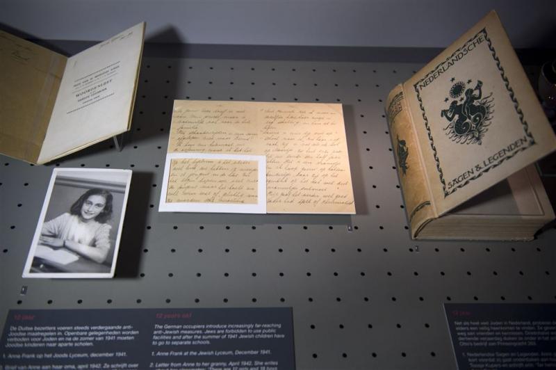 Onrust over voorstelling over Anne Frank