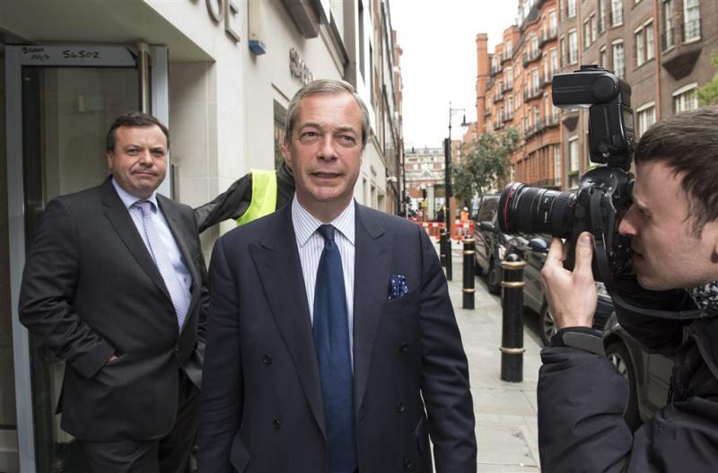 Onderzoek naar geldschieter Brexit-campagne