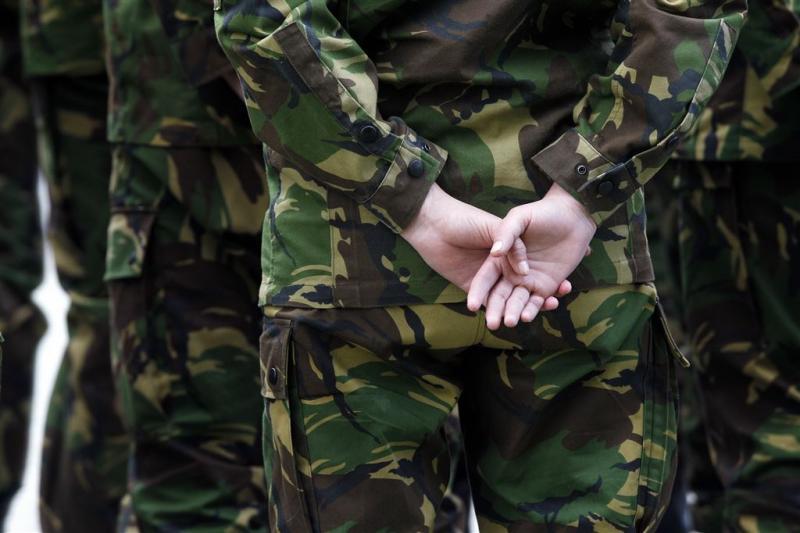 'Soldaten mishandeld bij ontgroeningsritueel'