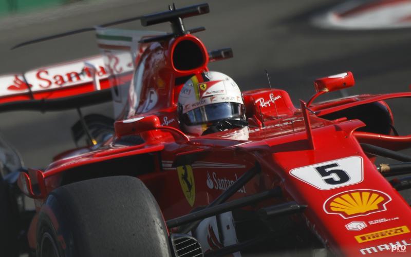 Ferrari dreigt met vertrek uit Formule 1 (Foto: Pro Shots/Action Images)