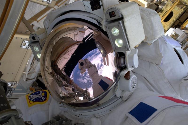Ruimtestation ISS krijgt ruimteprinters