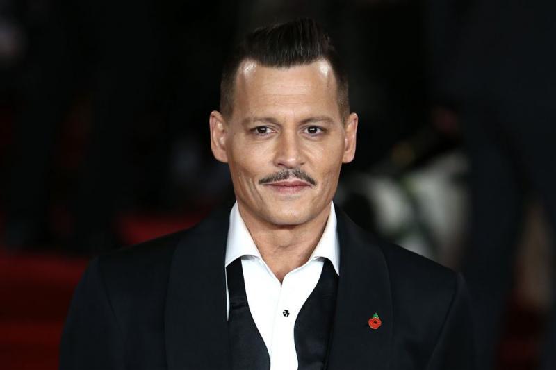 'Johnny Depp stomdronken bij première'