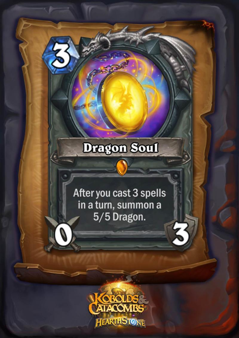 Dragon Soul Hearthstone