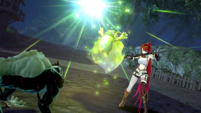 Nights of Azure 2: Bride of the New Moon - Servan Action (Foto: Koei Tecmo)