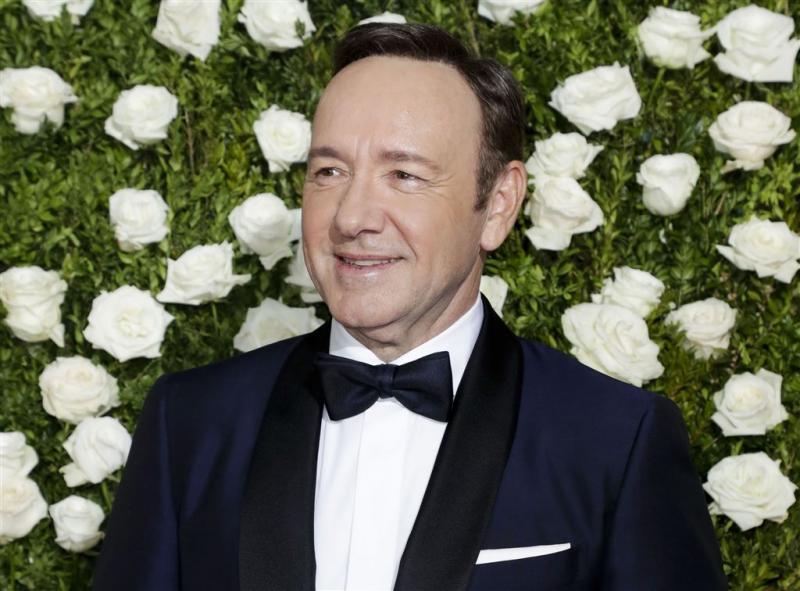 Netflix stopt samenwerking met Kevin Spacey