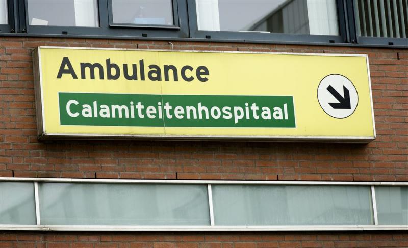 Belgen kijken mee in Calamiteitenhospitaal
