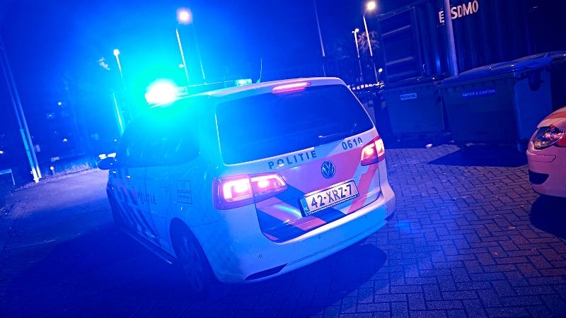 Vuurwapen als vervoersbewijs (Foto: Stockfoto: politie.nl)