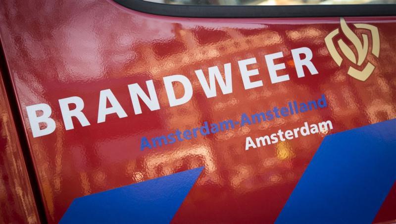 Brandweerman Amsterdam geschorst om racisme