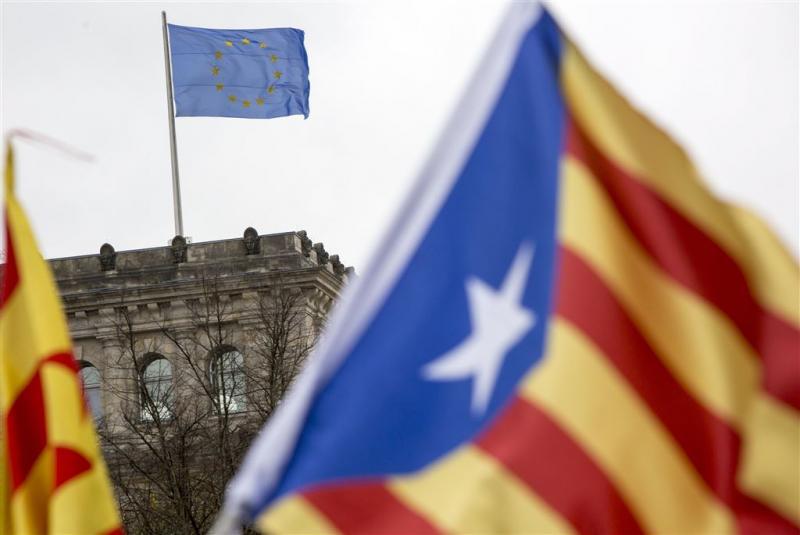Peiling: pro-Catalonië partijen op winst
