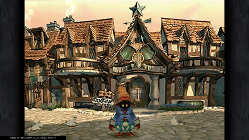 Final Fantasy IX - Environment (Foto: Square Enix)