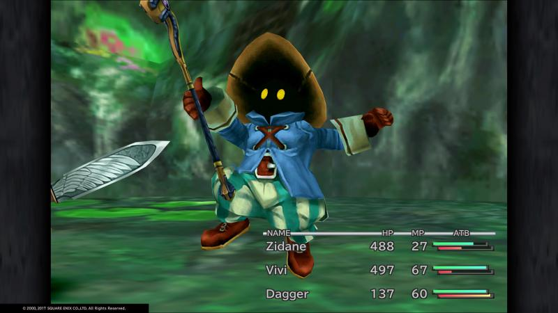 Final Fantasy IX - Vivi (Foto: Square Enix)