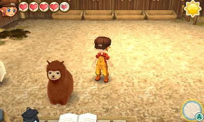Story of Seasons: Trio of Towns - Alpaca (Foto: Marvelous)