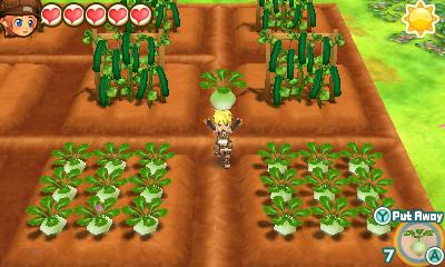 Story of Seasons: Trio of Towns - Crop (Foto: Marvelous)