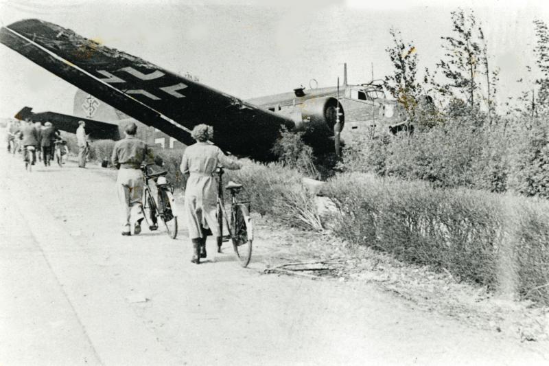 Gevechtsverslagen Meidagen 1940 online (Foto: Ministerie van Defensie)