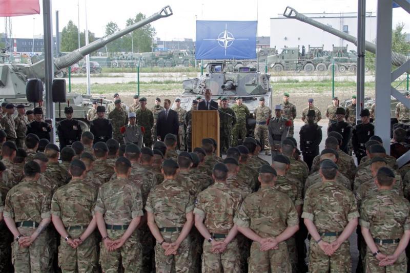 Steun NAVO onder Nederlanders blijft groeien
