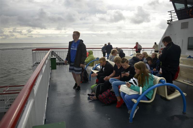'Nog geen btw op tickets veerboten Waddenzee'