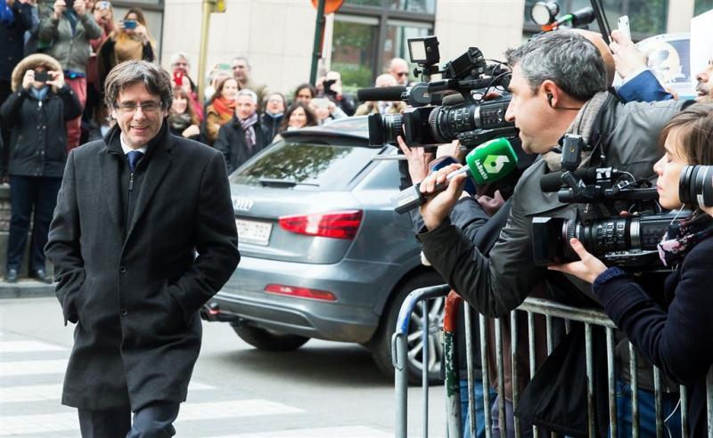 Besluit uitlevering Puigdemont volgende week