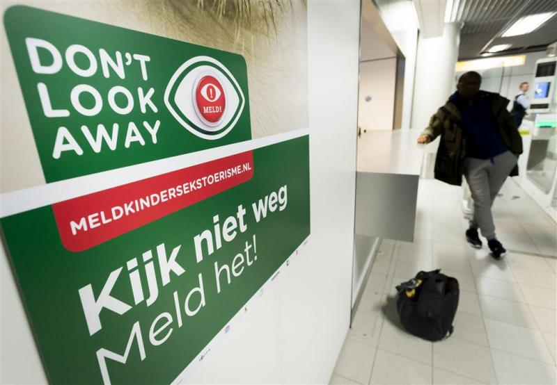 Nederlander vast voor kindermisbruik Thailand