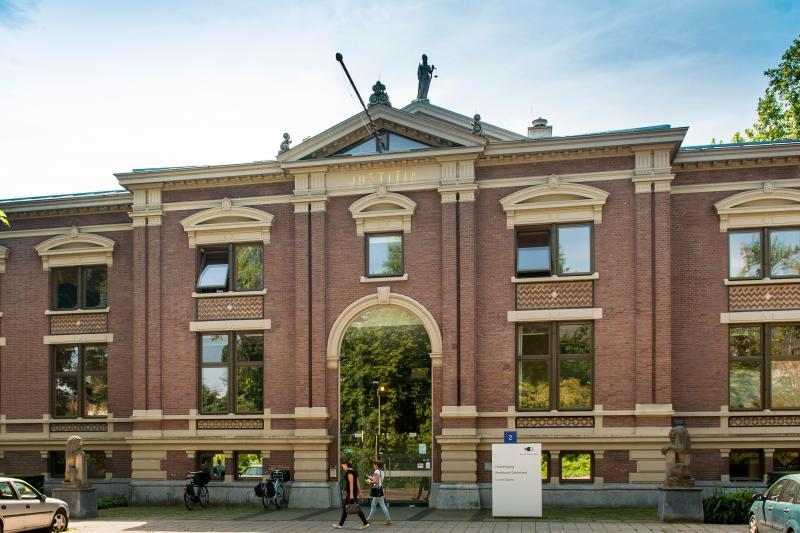 De rechtbank in Zutphen (Foto: De Rechtspraak)