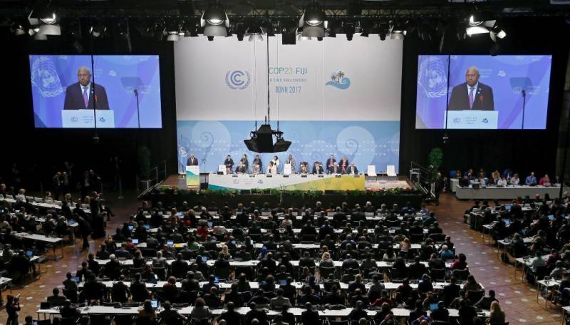 Syrië wil toetreden tot klimaatverdrag