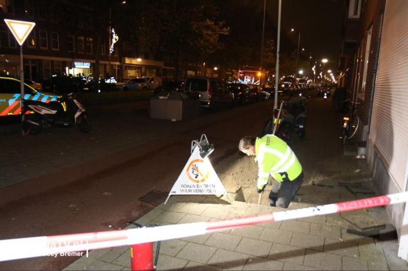 Rotterdamse woningen ontruimd om gaslek